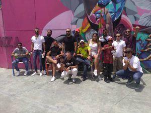 Un Graffiti Tour para conocer otra cara de Medellín