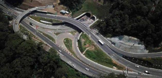 Una nueva conexión del aeropuerto a Medellín: Túnel de Oriente